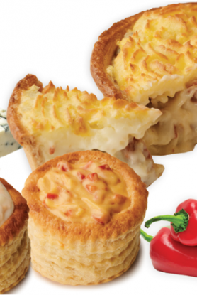 prestige foods - vol-au-vent and pie fillings