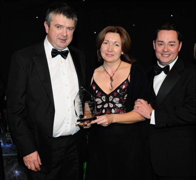 Prestige Foods - John O'Connor wins Award