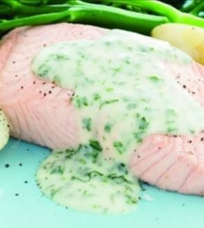 Prestige Foods - salmon ready meal