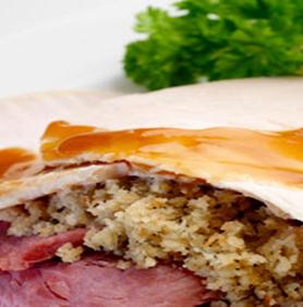 Prestige Foods - turkey and ham ready meal