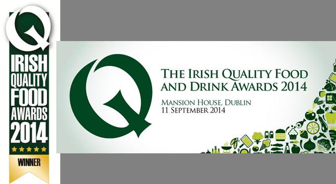 Irish Quality Food Awards 2014