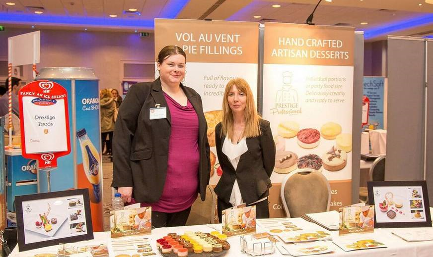 Prestige Foods at Plassey Food Fayres 2016